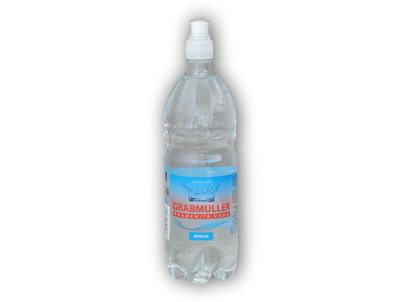 Grabmuller pramenitá voda 1000ml