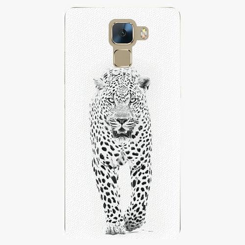 Plastový kryt iSaprio - White Jaguar - Huawei Honor 7