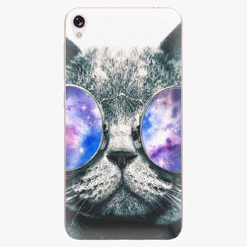 Plastový kryt iSaprio - Galaxy Cat - Asus ZenFone Live ZB501KL