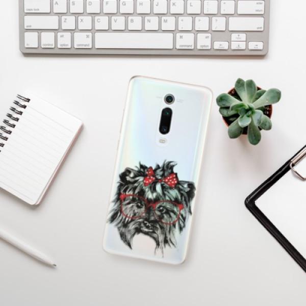 Odolné silikonové pouzdro iSaprio - Dog 03 - Xiaomi Mi 9T Pro