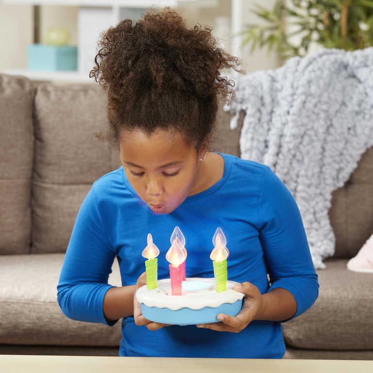 HASBRO Hra Birthday Blowout na baterie Světlo *SPOLEČENSKÉ HRY*