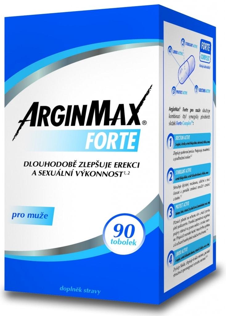 Simply you ArginMax Forte pro muže tobolek 90