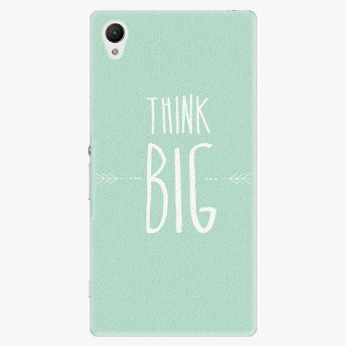 Plastový kryt iSaprio - Think Big - Sony Xperia Z1 Compact