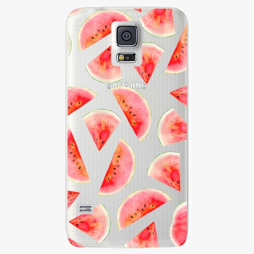 Plastový kryt iSaprio - Melon Pattern 02 - Samsung Galaxy S5