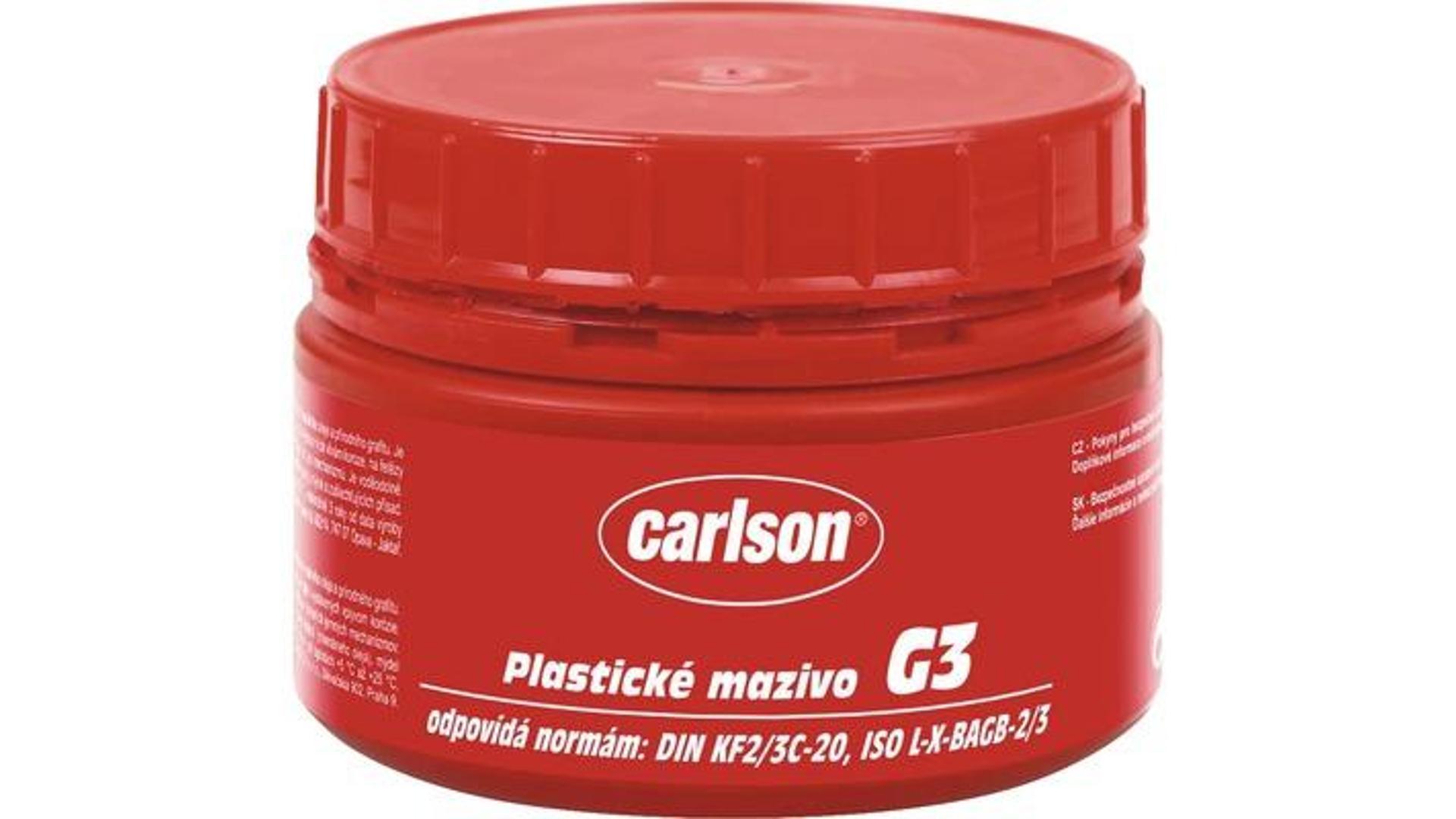 CARLSON plastické mazivo g3 - 250g