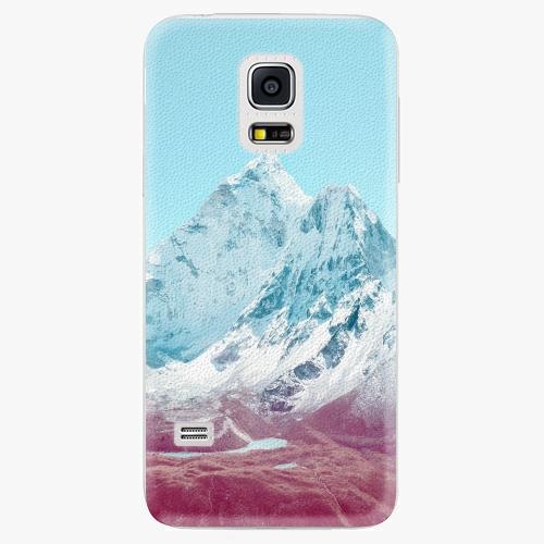 Plastový kryt iSaprio - Highest Mountains 01 - Samsung Galaxy S5 Mini