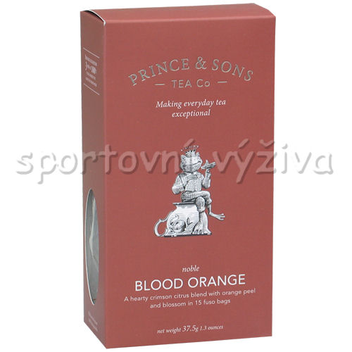 Blood Orange 15 sáčků (37,5g)