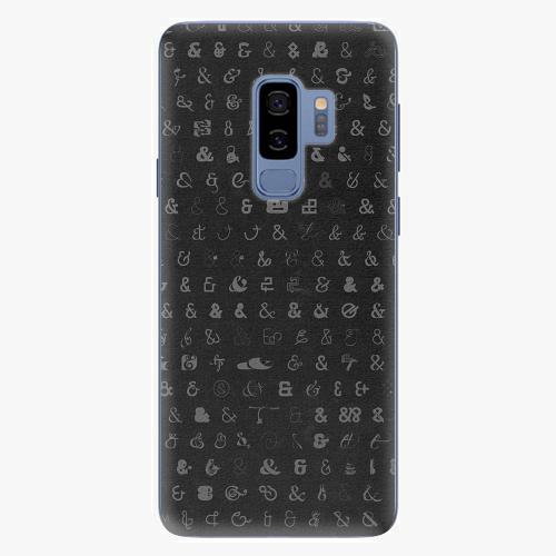 Plastový kryt iSaprio - Ampersand 01 - Samsung Galaxy S9 Plus