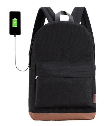 Pánský ruksak Tinyat - Černá