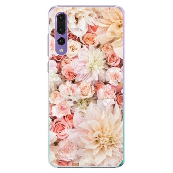Plastové pouzdro iSaprio - Flower Pattern 06 - Huawei P20 Pro