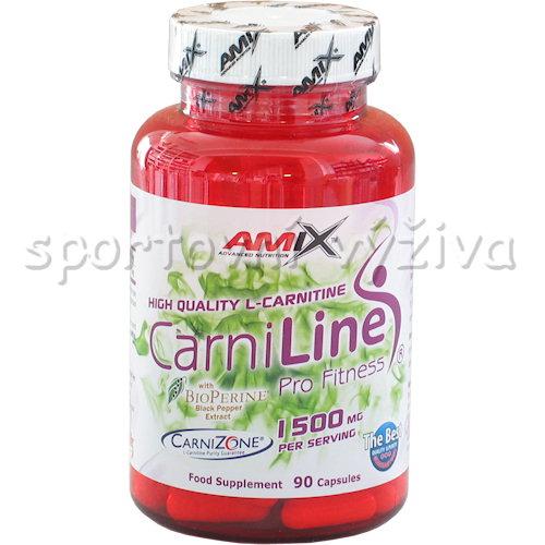CarniLine 1500mg 90 kapslí