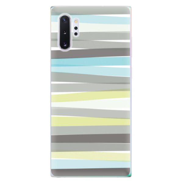 Odolné silikonové pouzdro iSaprio - Stripes - Samsung Galaxy Note 10+