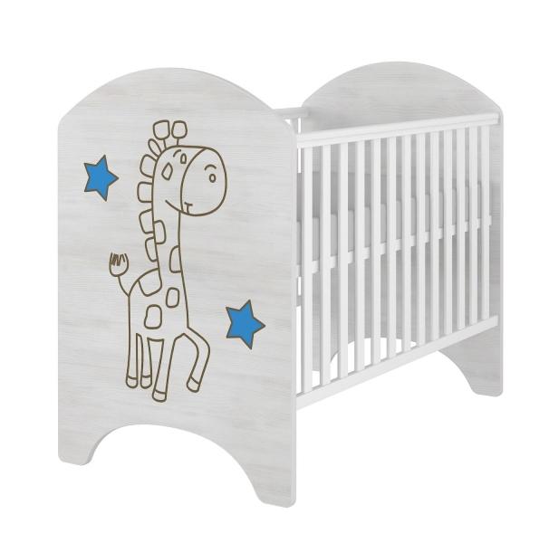 babyboo-detska-postylka-lux-zirafka-modra-120x60cm-gravirovany-obrazek