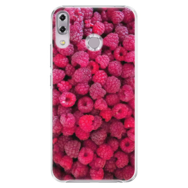Plastové pouzdro iSaprio - Raspberry - Asus ZenFone 5Z ZS620KL