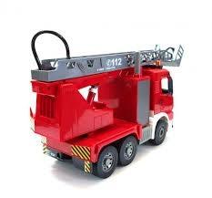 RC hasiči MAN s opravdovým vodním dělem 2.4GHz