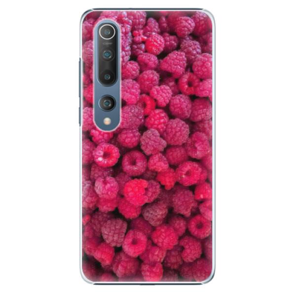 Plastové pouzdro iSaprio - Raspberry - Xiaomi Mi 10 / Mi 10 Pro