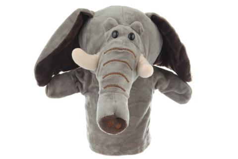 Plyš maňásek slon