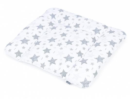 Mamo Tato Přebalovací podložka 70 x 75 cm - Starmix šedý