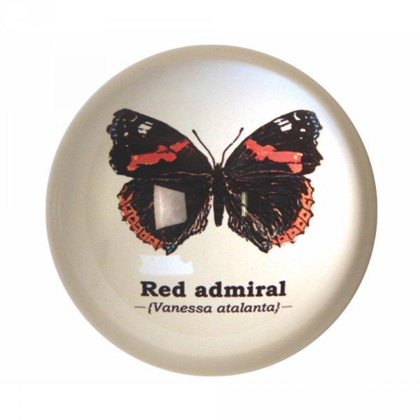 Kancelářské těžítko s motýly