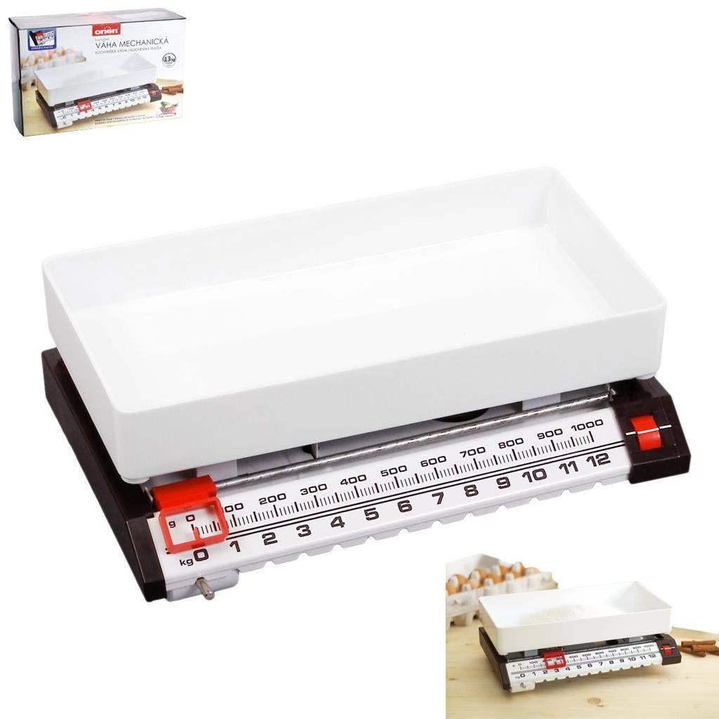 Mechanická kuchyňská váha na 13kg
