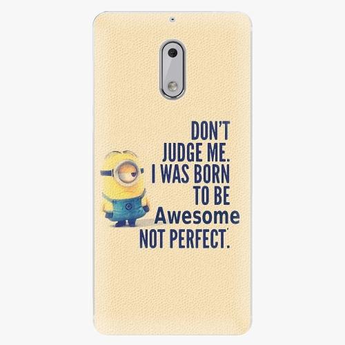 Plastový kryt iSaprio - Be Awesome - Nokia 6
