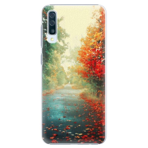 Plastové pouzdro iSaprio - Autumn 03 - Samsung Galaxy A50