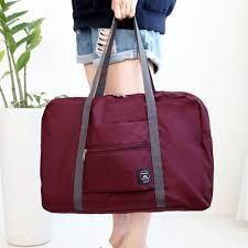 Cestovní taška - vínová