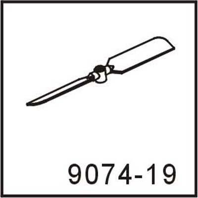 9074-19, zadní vrtulka pro craft 9074