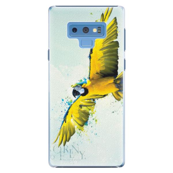 Plastové pouzdro iSaprio - Born to Fly - Samsung Galaxy Note 9