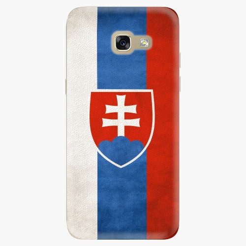 Plastový kryt iSaprio - Slovakia Flag - Samsung Galaxy A5 2017