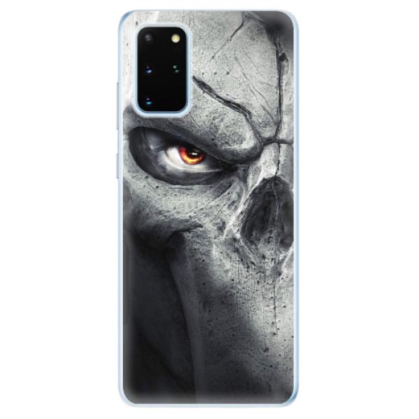 Odolné silikonové pouzdro iSaprio - Horror - Samsung Galaxy S20+