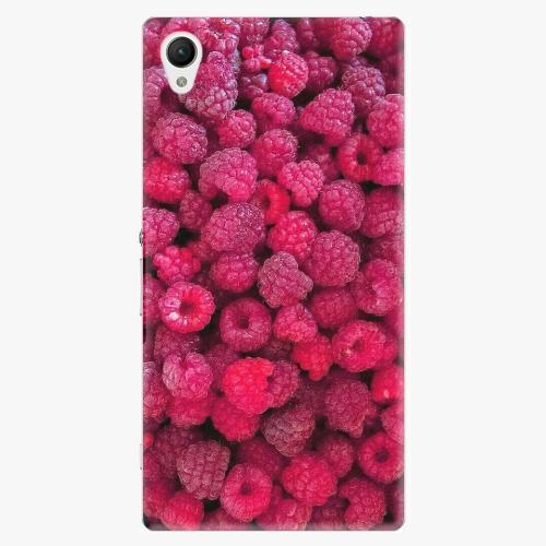 Plastový kryt iSaprio - Raspberry - Sony Xperia Z1