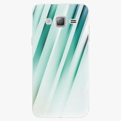 Plastový kryt iSaprio - Stripes of Glass - Samsung Galaxy J3 2016