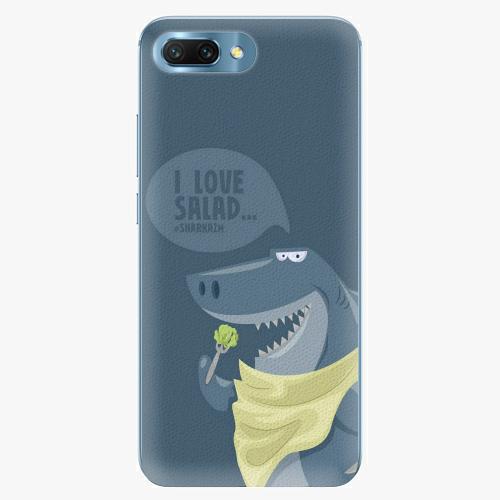Plastový kryt iSaprio - Love Salad - Huawei Honor 10