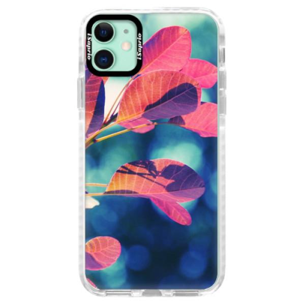 Silikonové pouzdro Bumper iSaprio - Autumn 01 - iPhone 11