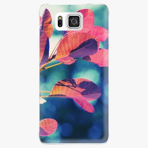 Plastový kryt iSaprio - Autumn 01 - Samsung Galaxy Alpha