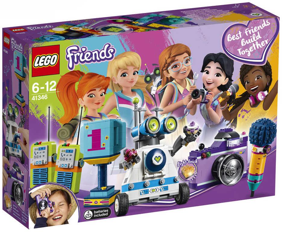 LEGO FRIENDS Krabice přátelství 41346 STAVEBNICE