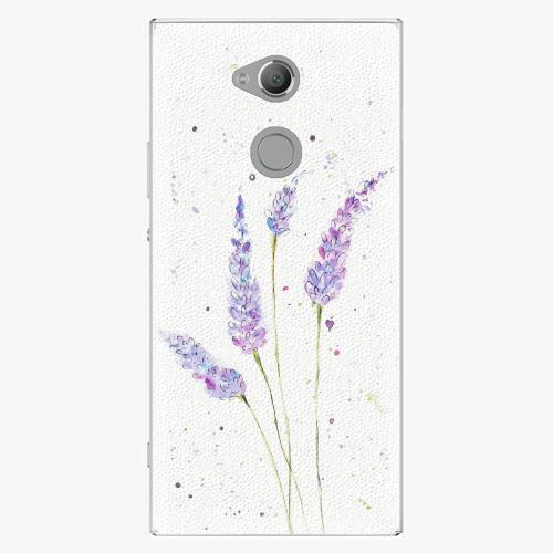 Plastový kryt iSaprio - Lavender - Sony Xperia XA2 Ultra