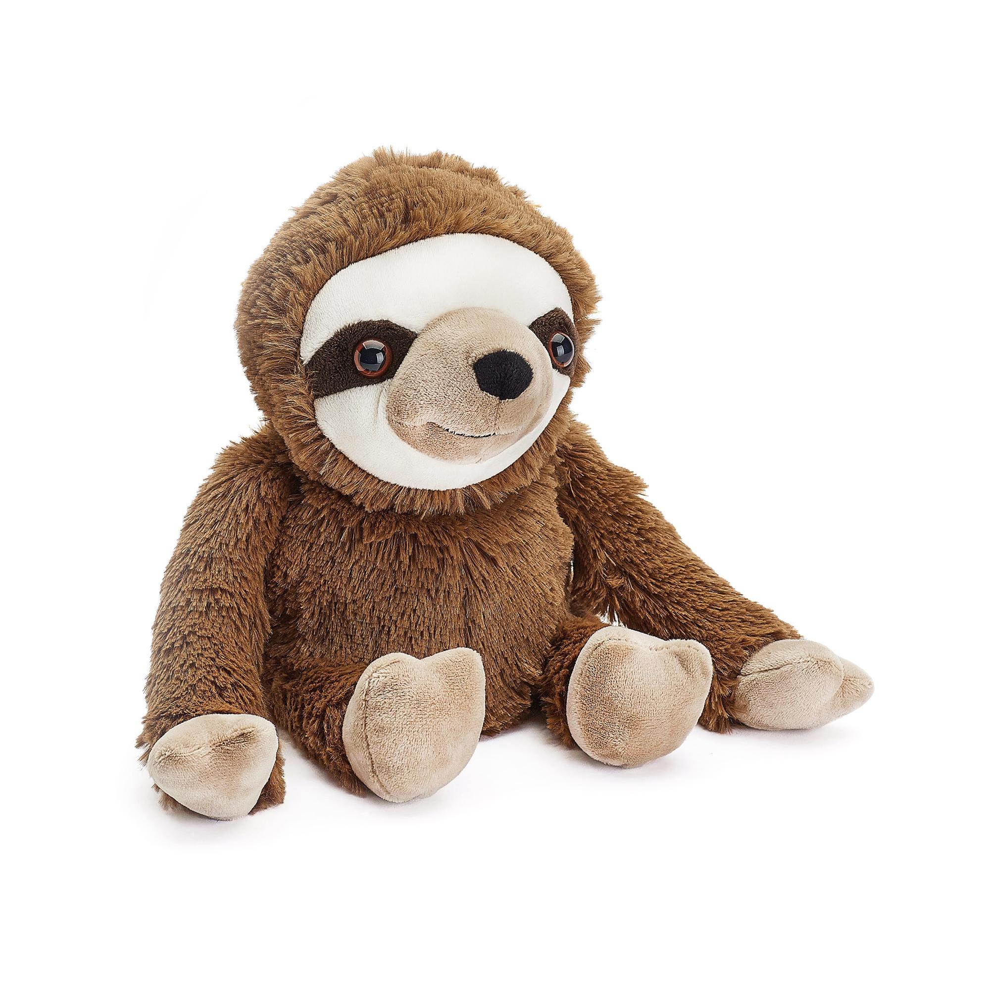 Warmies - Hřejivá mini zvířátka - Hřejivý mini lenochod