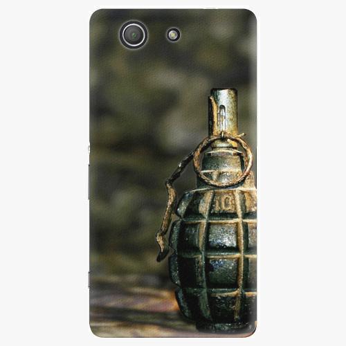 Plastový kryt iSaprio - Grenade - Sony Xperia Z3 Compact