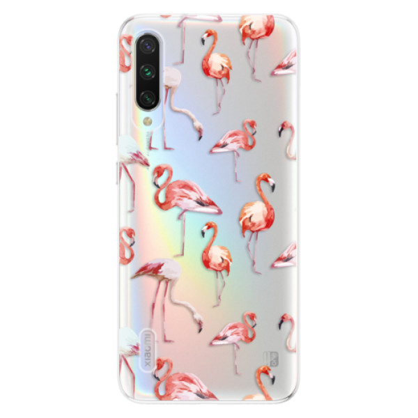 Odolné silikonové pouzdro iSaprio - Flami Pattern 01 - Xiaomi Mi A3