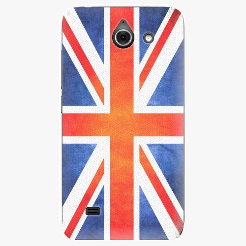 Plastový kryt iSaprio - UK Flag - Huawei Ascend Y550