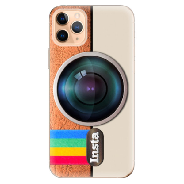 Odolné silikonové pouzdro iSaprio - Insta - iPhone 11 Pro Max