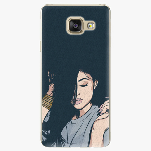 Plastový kryt iSaprio - Swag Girl - Samsung Galaxy A3 2016
