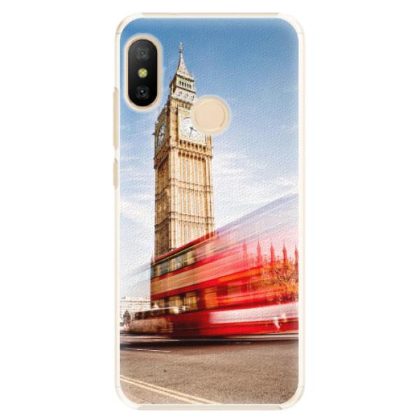 Plastové pouzdro iSaprio - London 01 - Xiaomi Mi A2 Lite