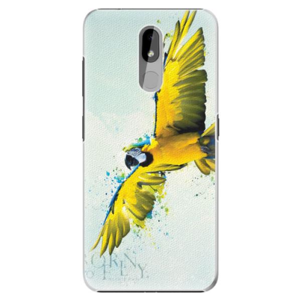 Plastové pouzdro iSaprio - Born to Fly - Nokia 3.2