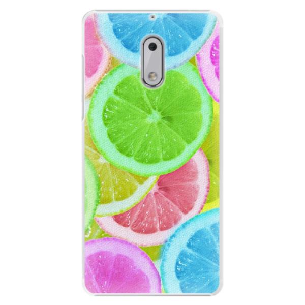 Plastové pouzdro iSaprio - Lemon 02 - Nokia 6