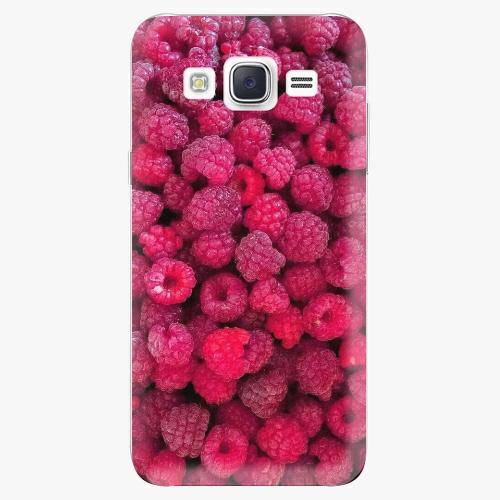 Plastový kryt iSaprio - Raspberry - Samsung Galaxy Core Prime