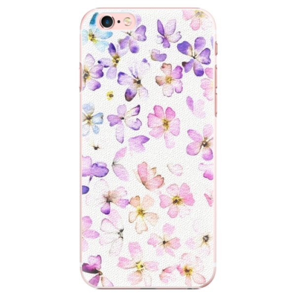 Plastové pouzdro iSaprio - Wildflowers - iPhone 6 Plus/6S Plus