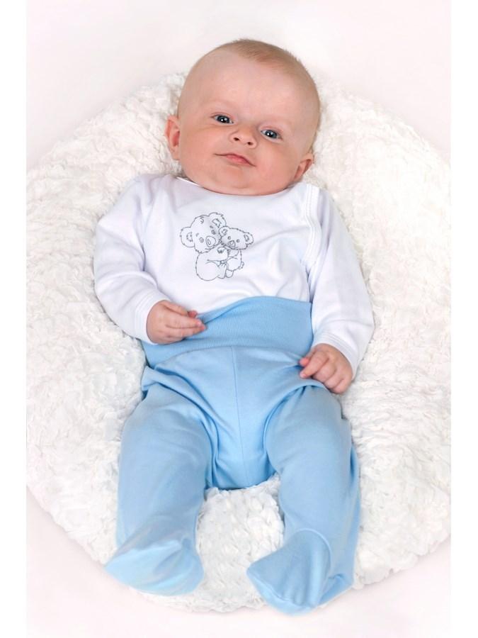 Kojenecké body celorozepínací New Baby Malá Zvířátka